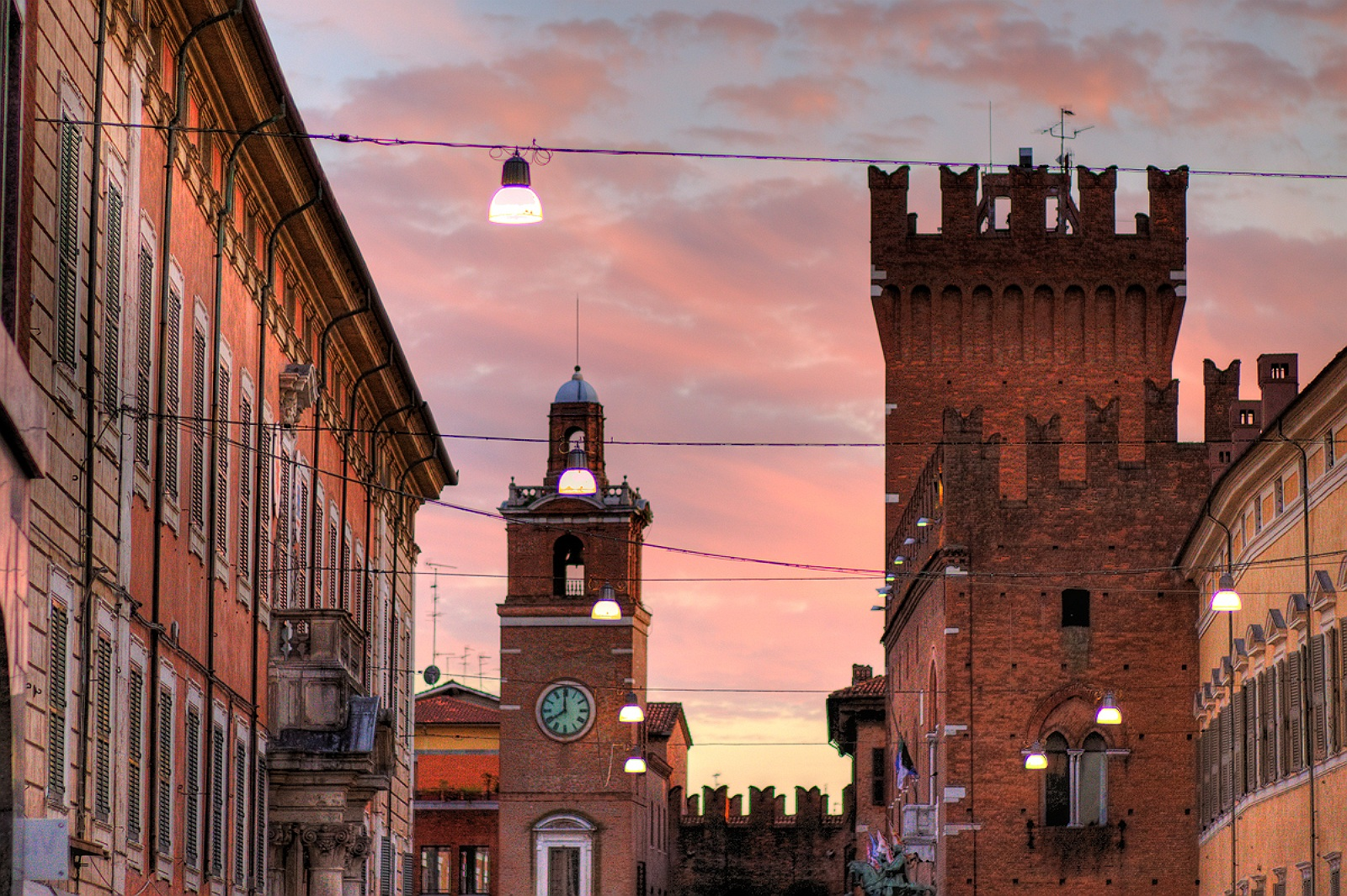 Ferrara | Corso Martiri per la Libertà