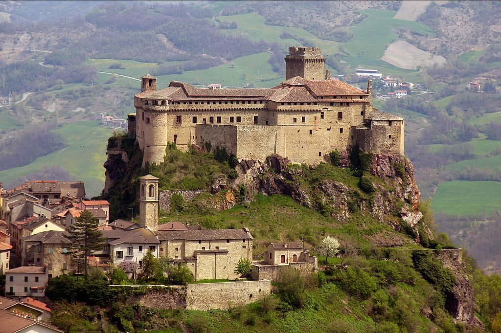 Castello di Bardi - Foto Filippo Aneli