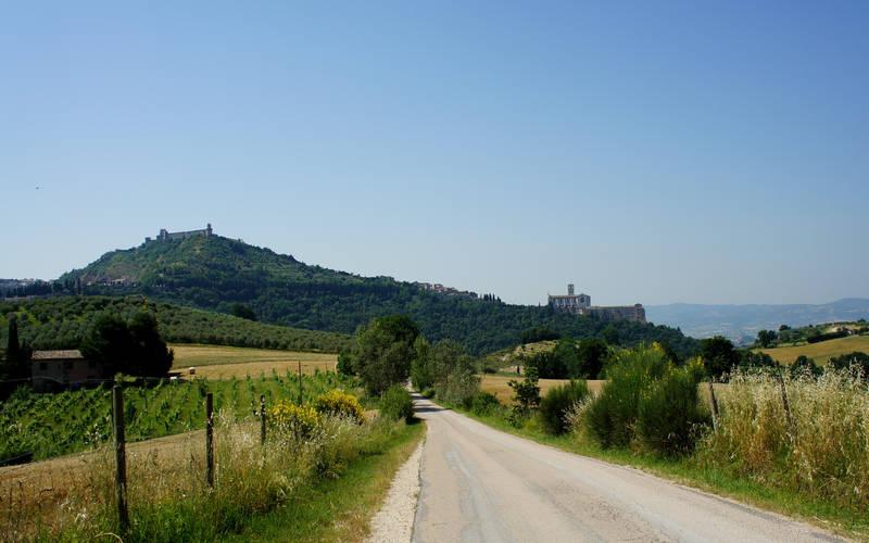 Vie dei Pellegrini - Cammino di Assisi Foto di Comune di Dovadola