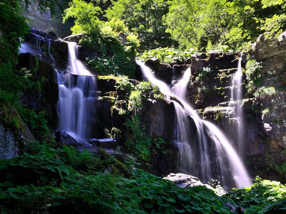 le cascate pi belle dell 39 emilia romagna travel emilia On baie di montagna colorado torrente zoppo