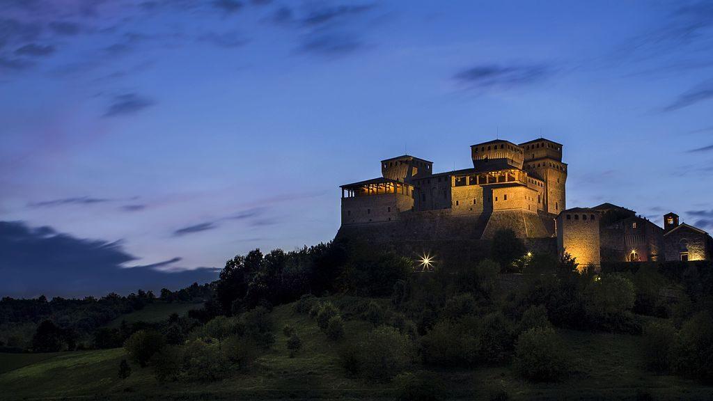 Castello di Torrechiara - Foto di Nicola Bisi
