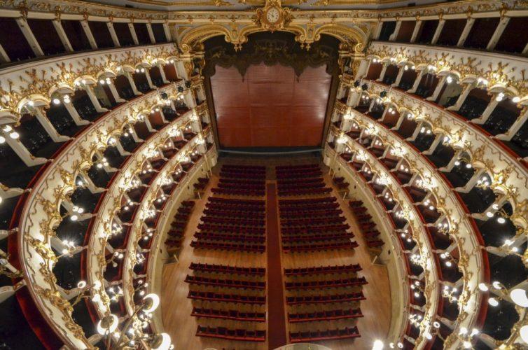 Teatro Municipale di Piacenza - in concorso per WLM 2016