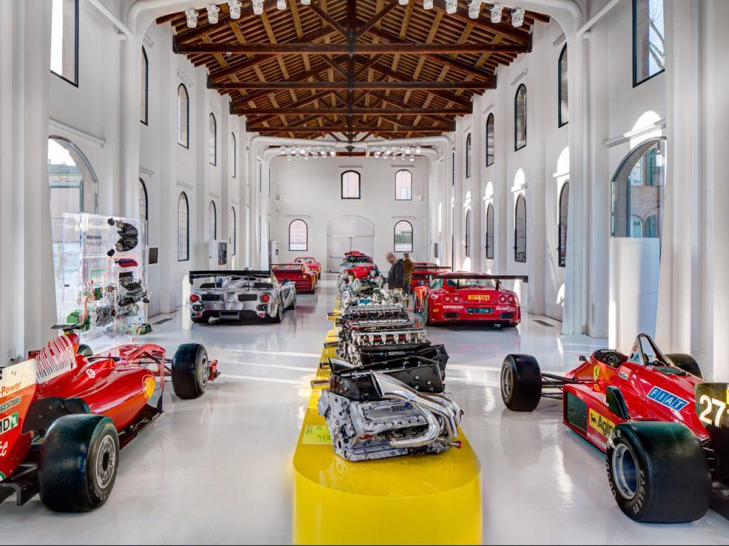 Luxury Sports Cars >> Il Museo Enzo Ferrari di Modena | Travel Emilia Romagna