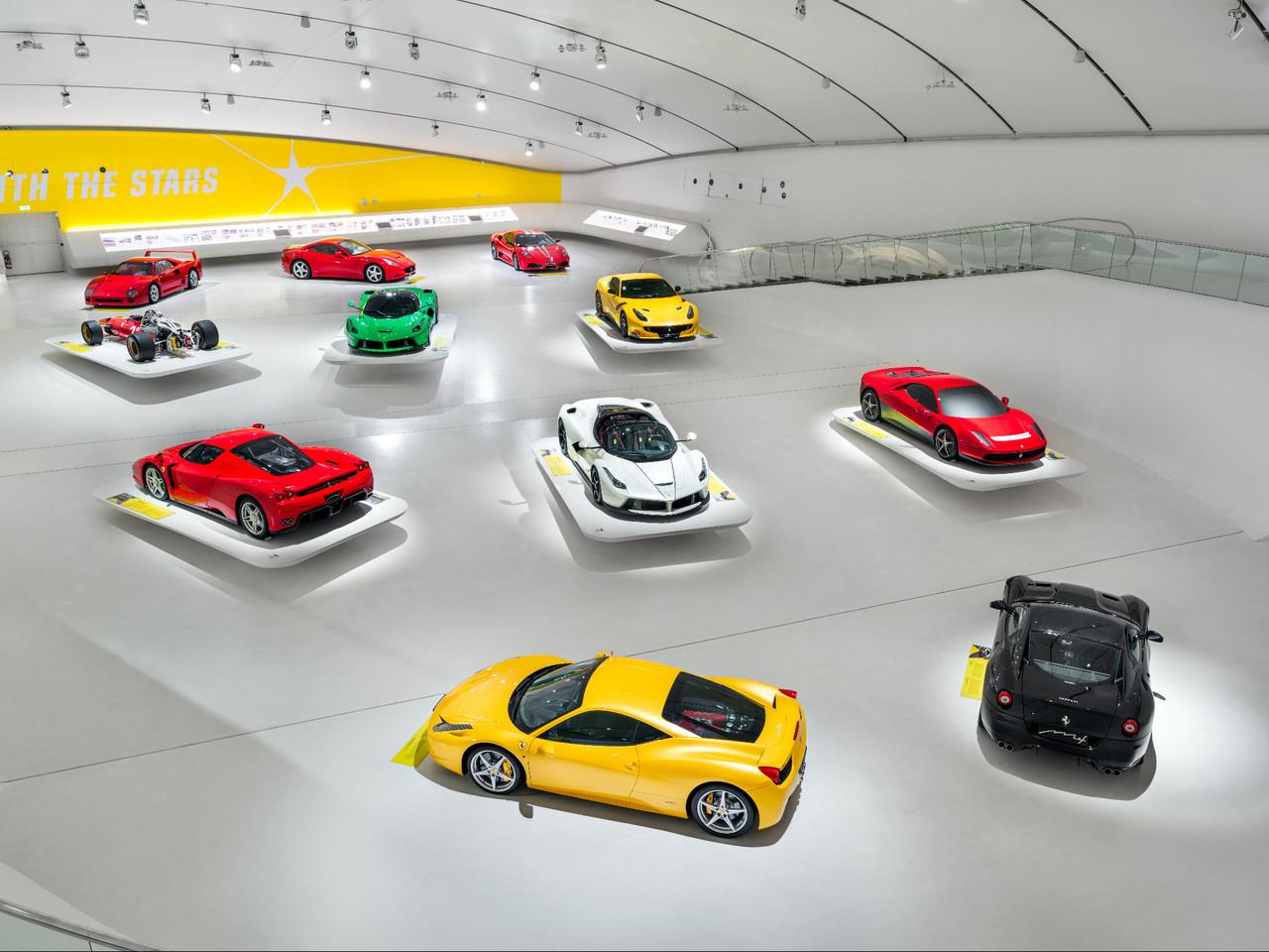 Museo Enzo Ferrari | Foto © Museo Enzo Ferrari