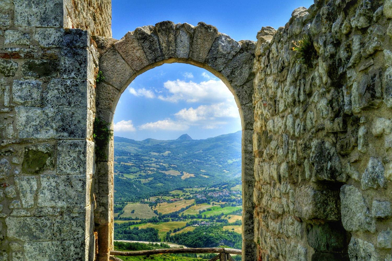 Balcone di Piero - Petrella Guidi | Foto © lavalmarecchia.it
