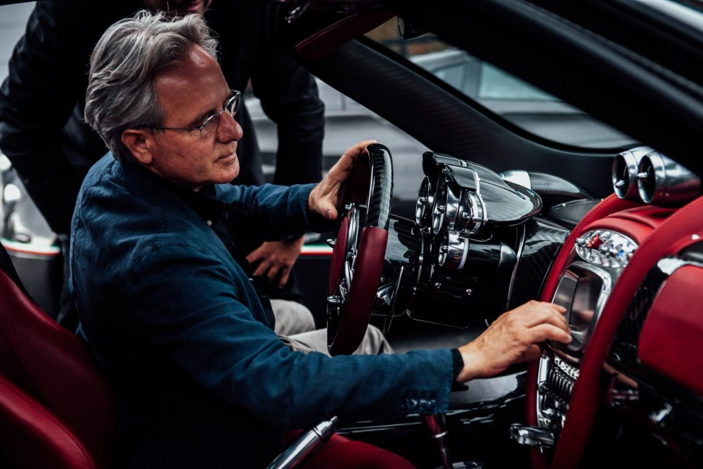 Motor Valley | Horacio Pagani