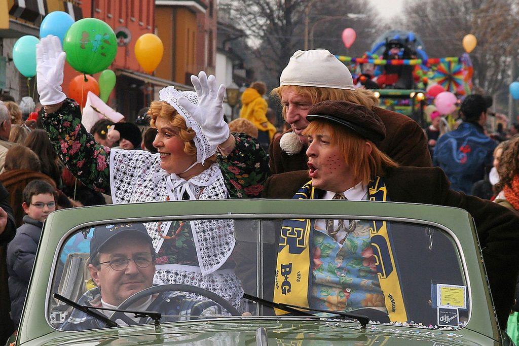 Maschere Carnevale