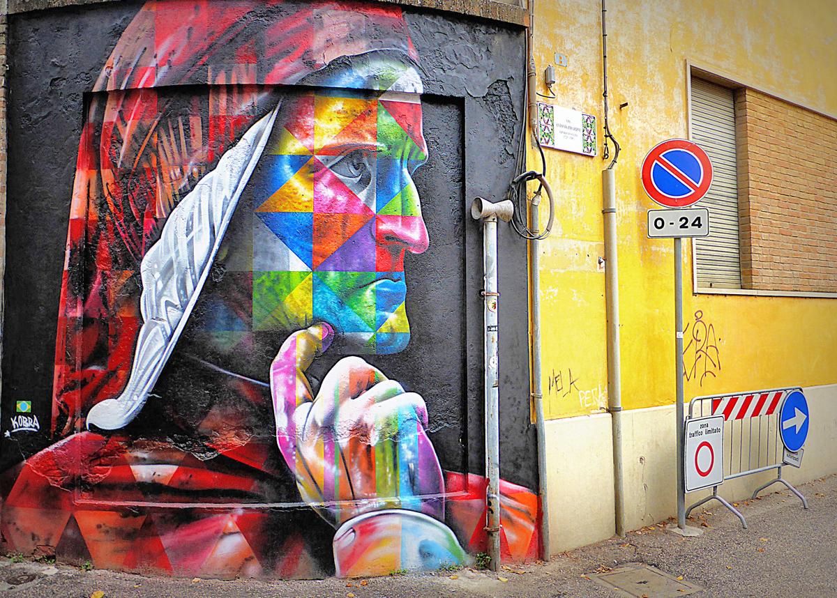"Kobra ""Dante Alighieri"" | idDante, Ravenna"