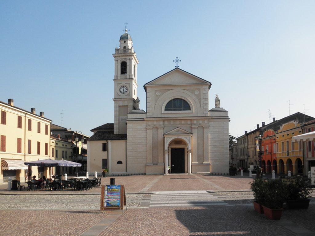Brescello - Piazza Matteotti