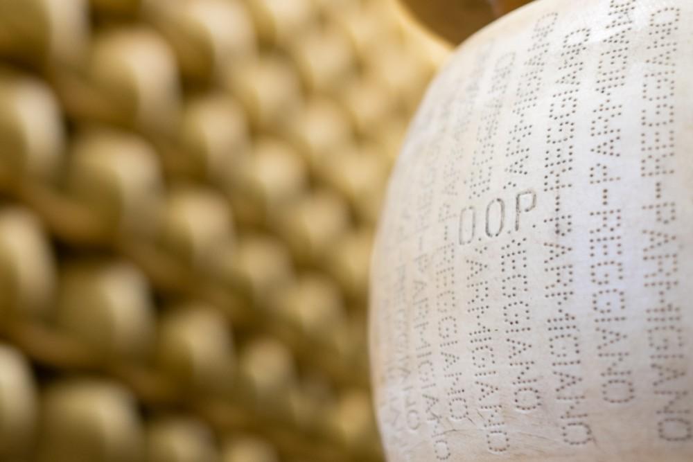 Parmigiano Reggiano | Foto © Camilla Bertuzzi