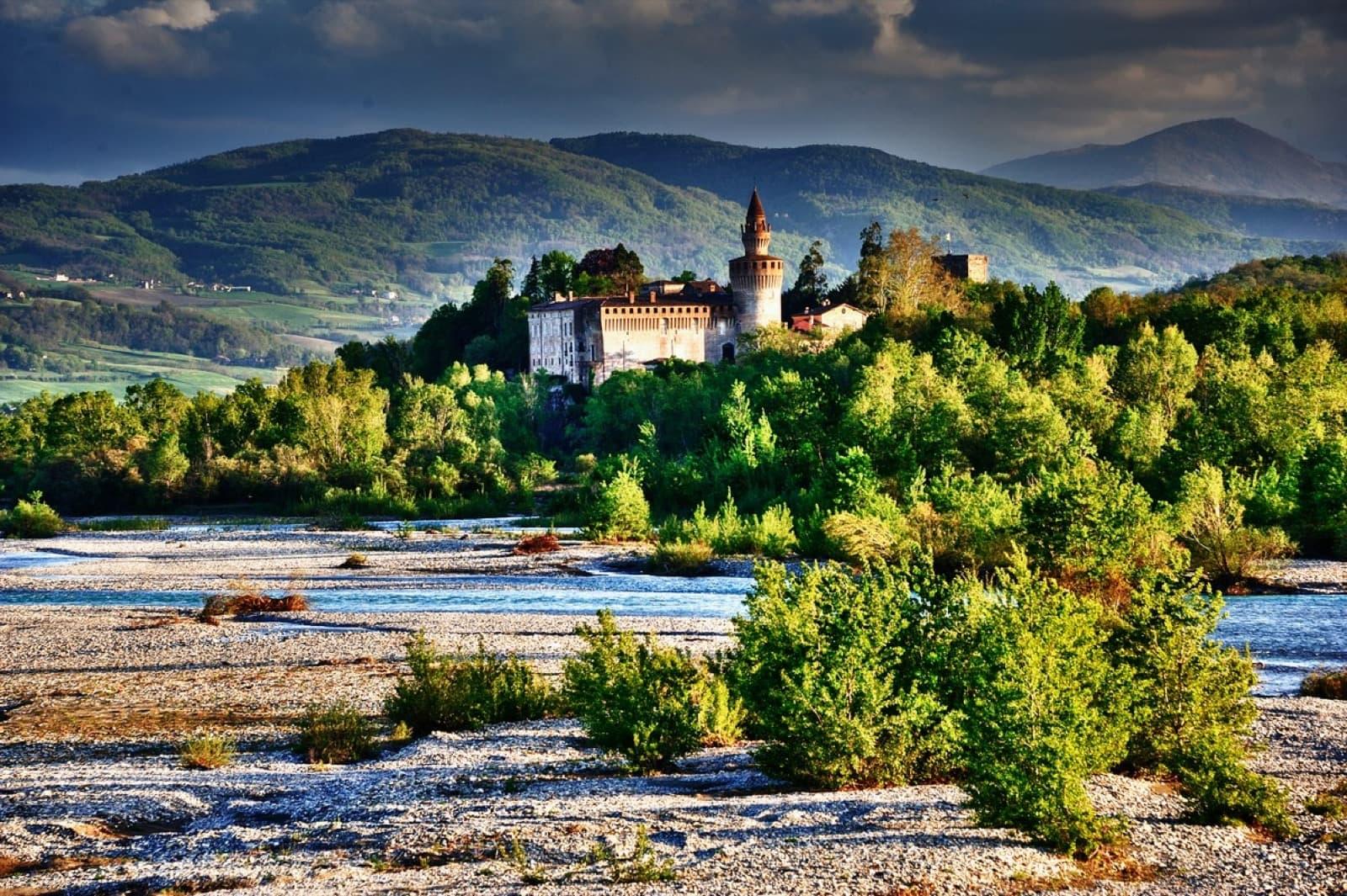 Castello di Rivalta - Castelli del Ducato