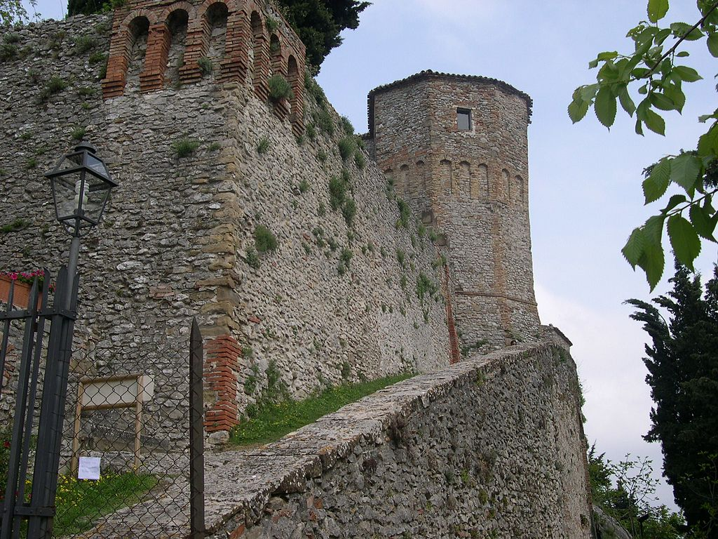 Castello di Montebello, Ph. Lamberto Zannotti
