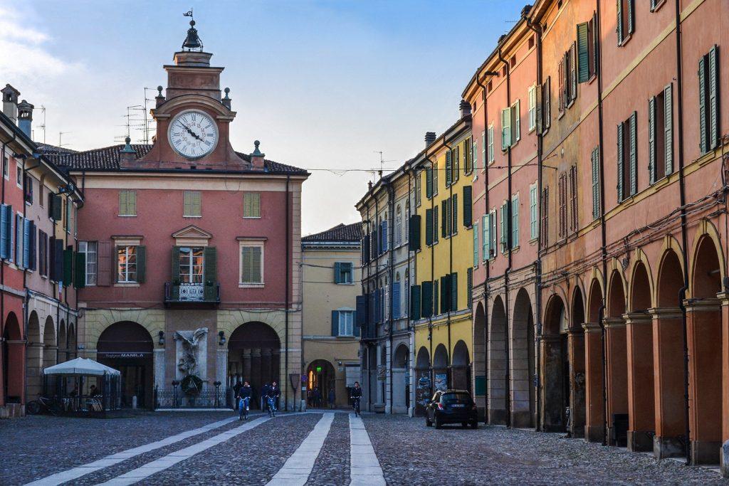 Correggio - Corso Mazzini