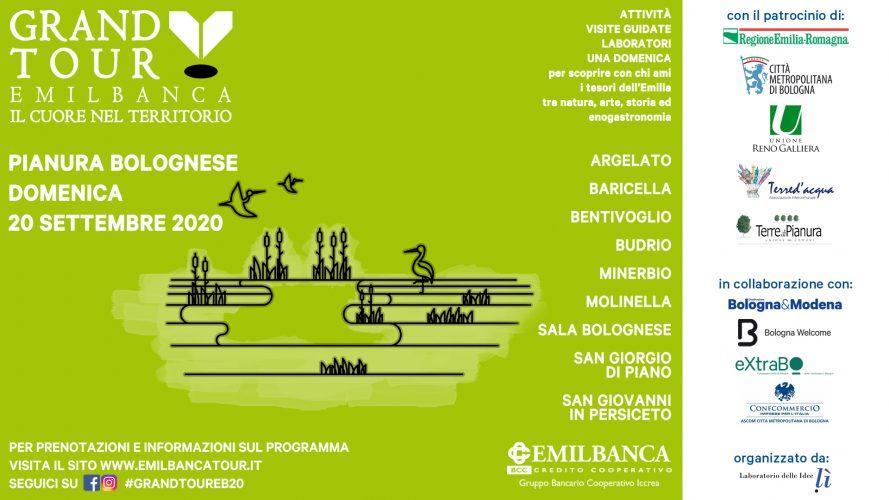Grand Tour Emil Banca - Pianura Bolognese 1920 x 1080