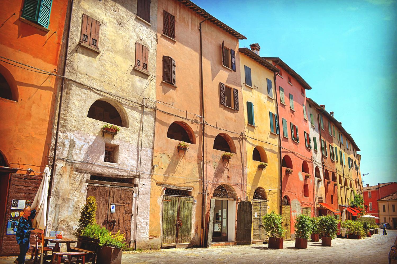 Antica via del Borgo | Foto di Nicole Pasini