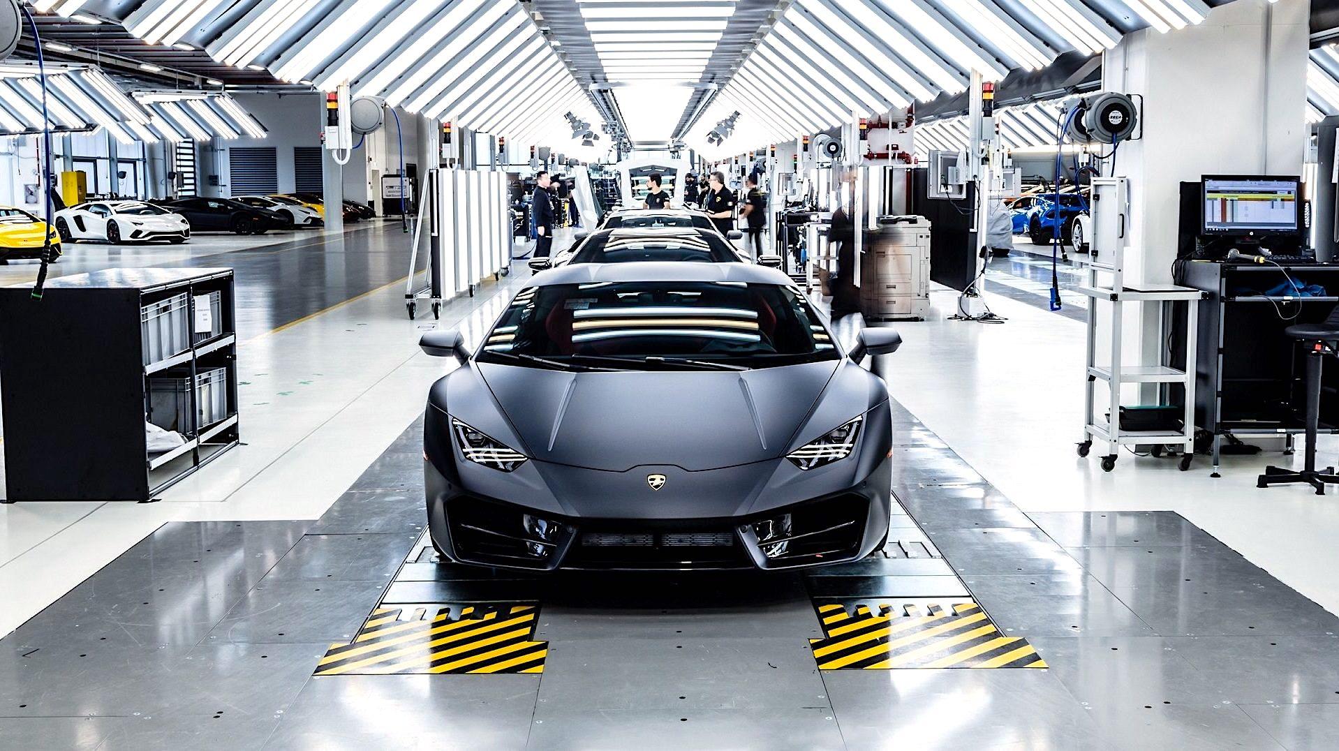 Lamborghini Factory (Sant'Agata Bolognese)