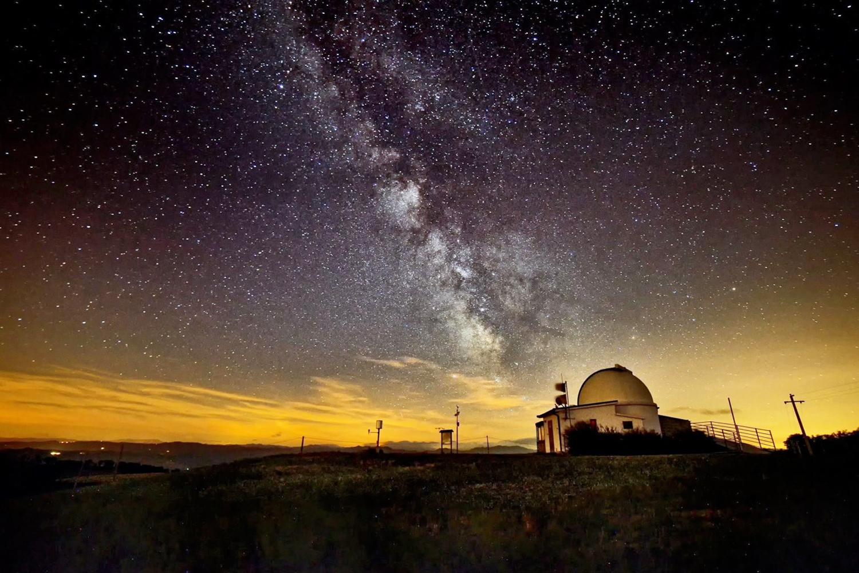 Osservatorio Astronomico di Monte Romano | Foto ©Pro Loco Marradi
