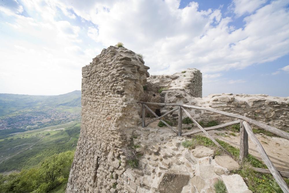 Rocca di Maioletto, Ph RivieradiRimini