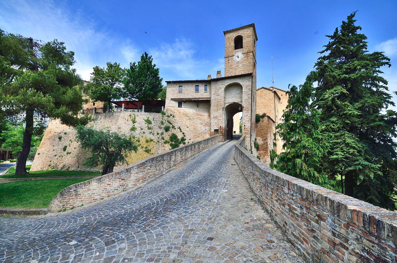 Montegridolfo | Foto di Marco Gualtieri, via #Flickr