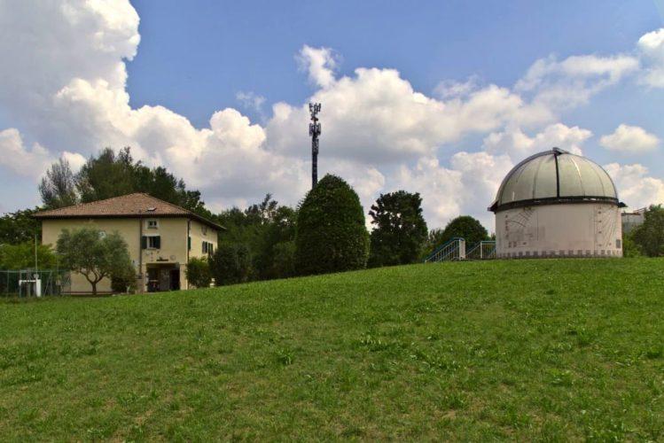 Osservatorio Ph. Massimiliano Masserelli Gruppo Astrofili Persicetani