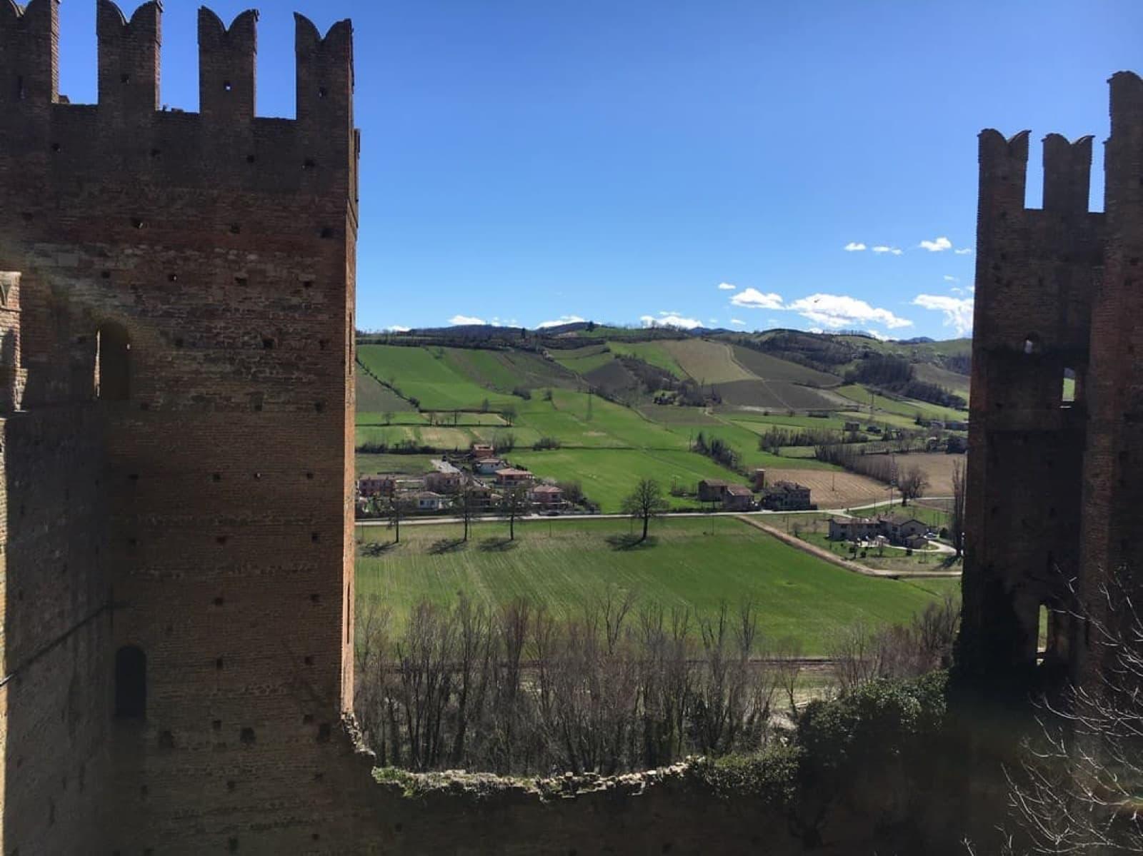 Rocca di Castell'Arquato - Castelli del Ducato