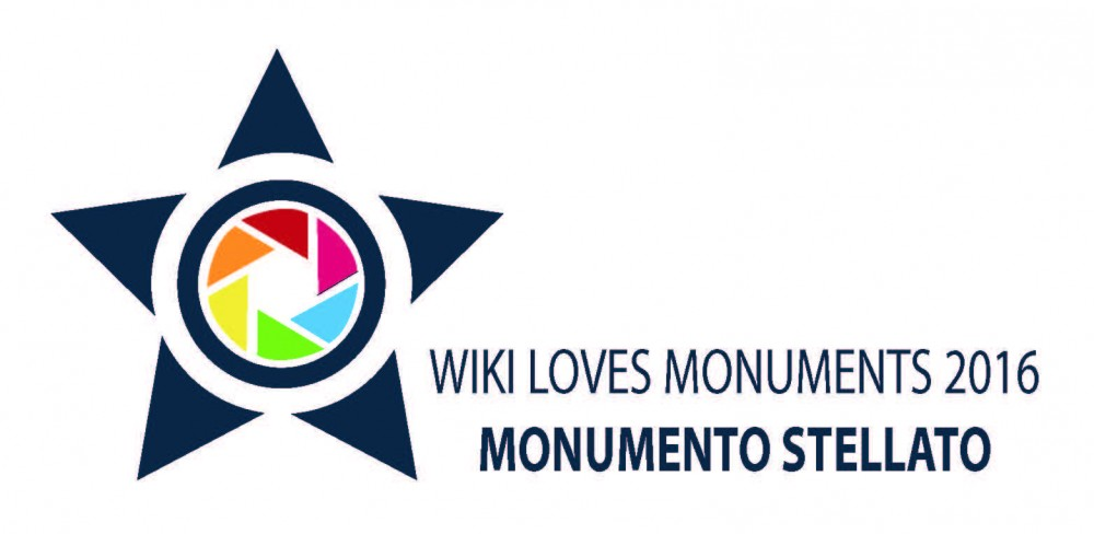WikiLovesMonuments 2016 LOGO MONUMENTO STELLATO emilia romagna