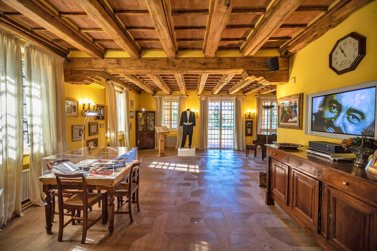 Casa Museo Luciano Pavarotti (Modena)
