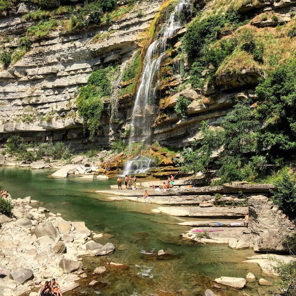 Cascata di Moraduccio @eliagaso