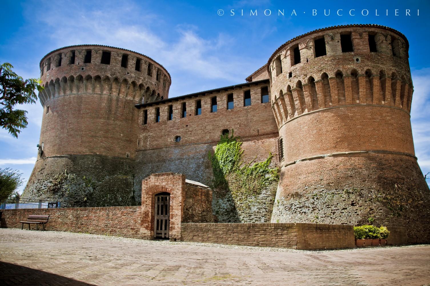 emilia romagna borghi - dozza borgo - rocca WLM 2015 simona_buccolieri