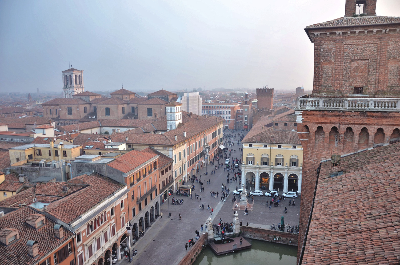 Ferrara | Foto di alex1965, via pixabay.com