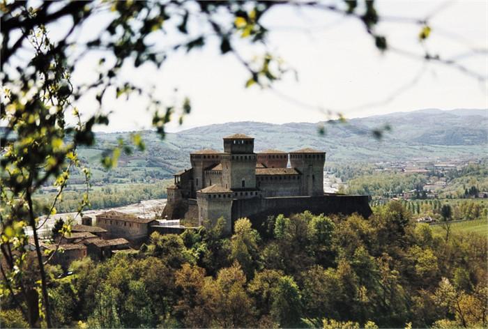 Castello di Torrechiara (PR)