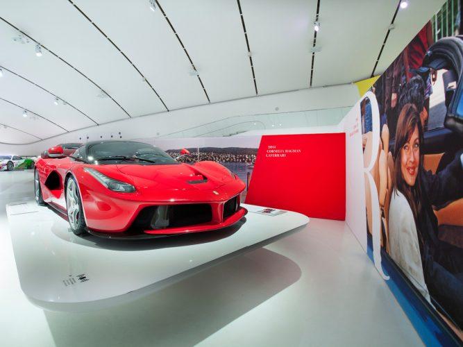 modena, modena, museo casa enzo ferrari, il rosso e il rosa ph. Casa Museo Enzo Ferrari