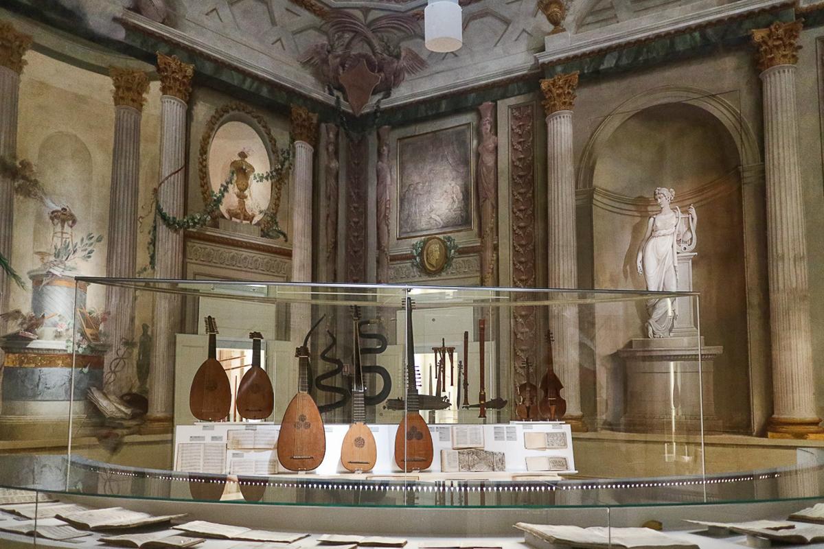Museo Internazionale e biblioteca della Musica (Bologna)