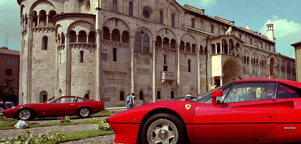 Motor Valley | Rosso Ferrari