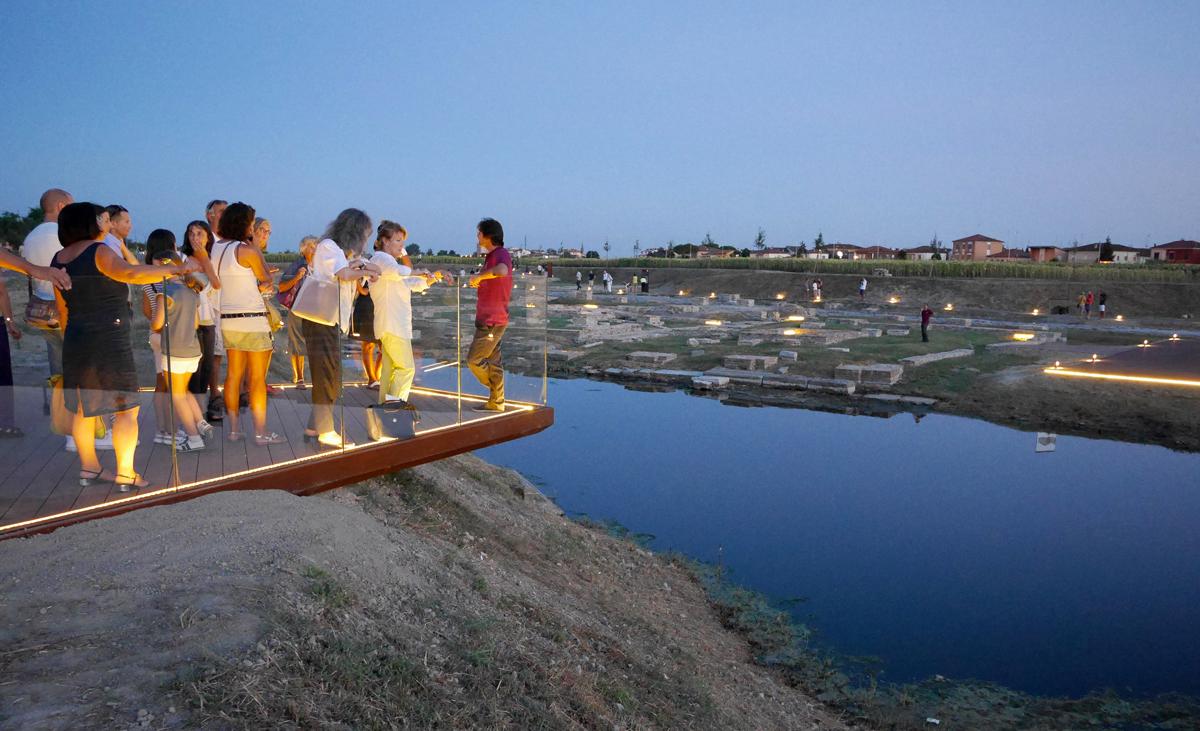 Parco Archeologico di Classe | Foto Fondazione RavennAntica