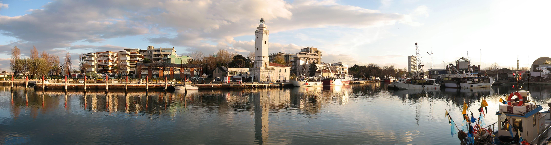 rimini, rimini, porto e faro, ph. E. Salvatori Arch. Fot. Riviera di Rimini
