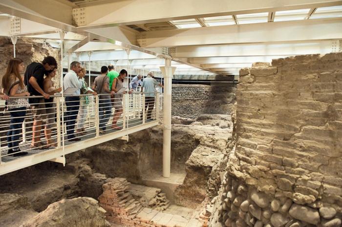 Scavi Archeologici di Sala Borsa
