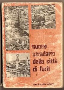 Lo stradario di Forlì
