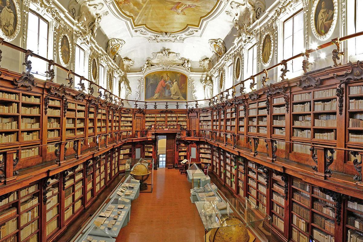 Biblioteca Classense (Ravenna)