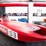 Off-Shore Fast45 Diablo Class 1 Motorboat – Ph. Ferruccio Lamborghini Museum