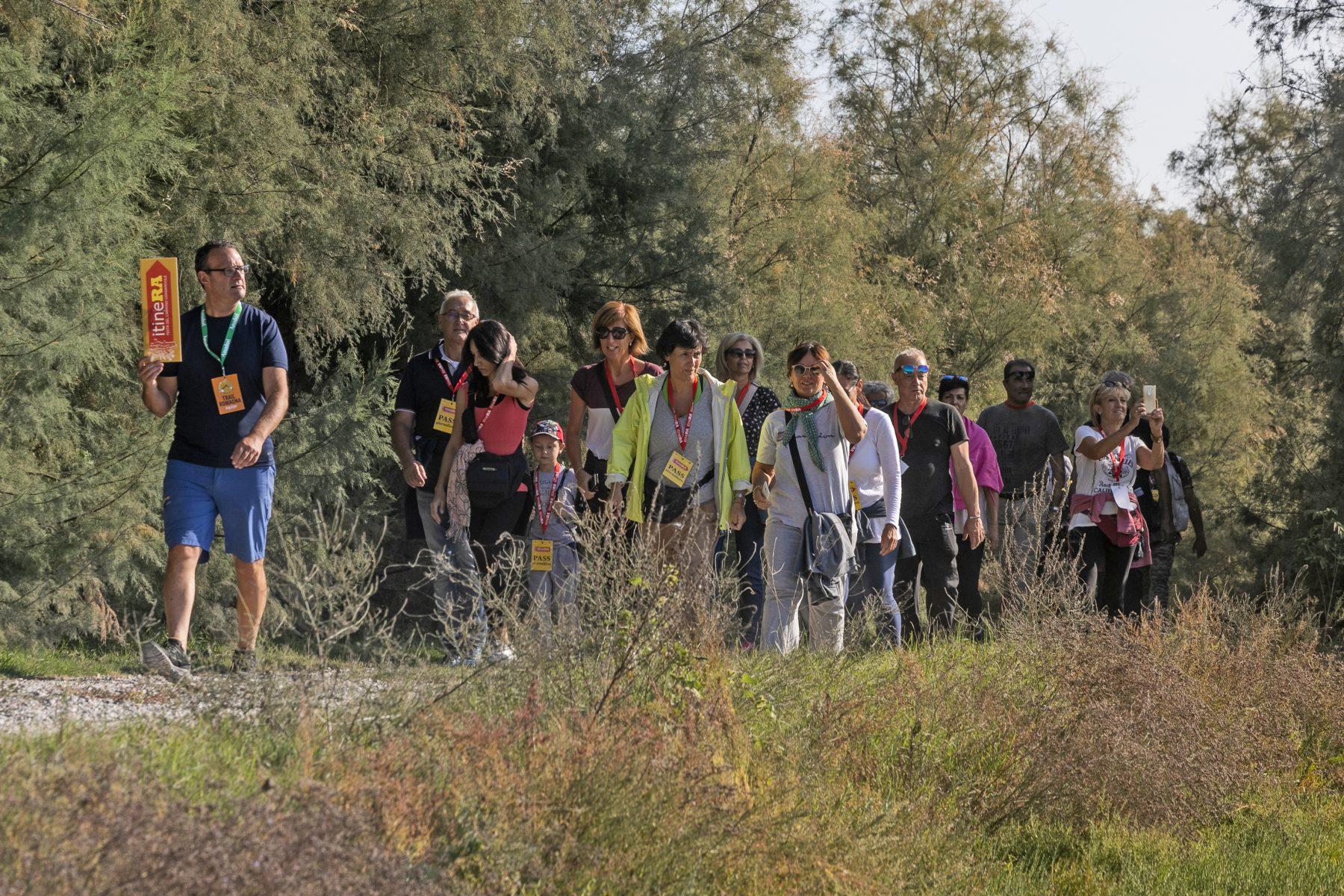 [Parlami di tER] A Ravenna ItineRa, la Festa del Cammino Consapevole