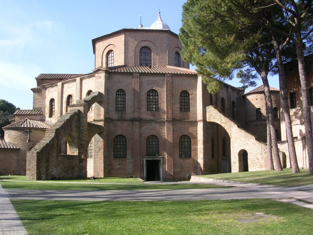 Basilica of San Vitale (Ravenna) Ph. RavennaTourism Archive