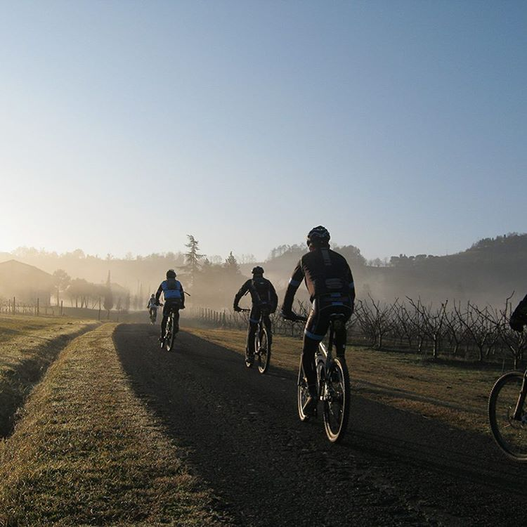 @Clickbike_cervia cycling the Wellness Valley