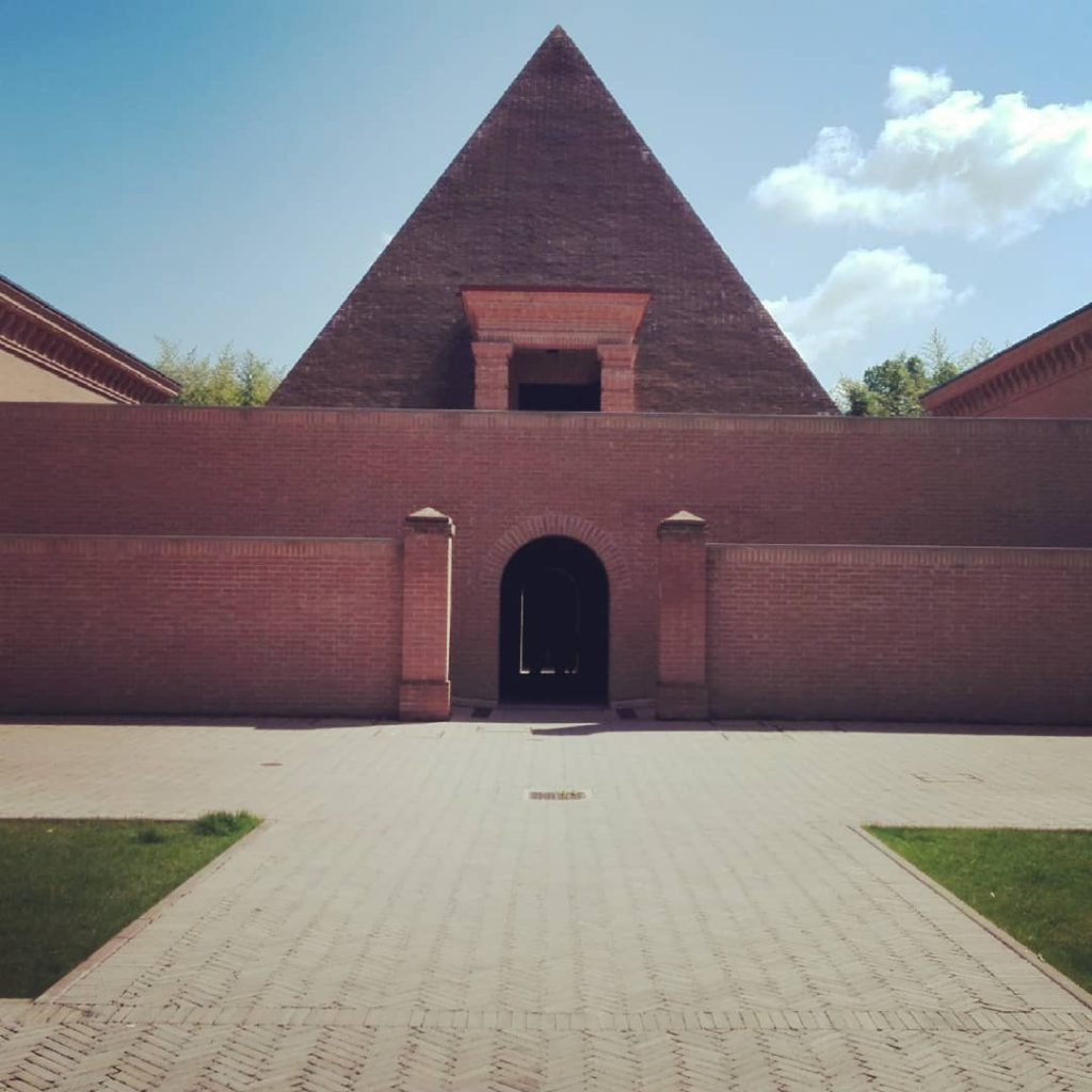 Labirinto della Masone, Fontanellato | Ph. @ilariaenroute via Instagram