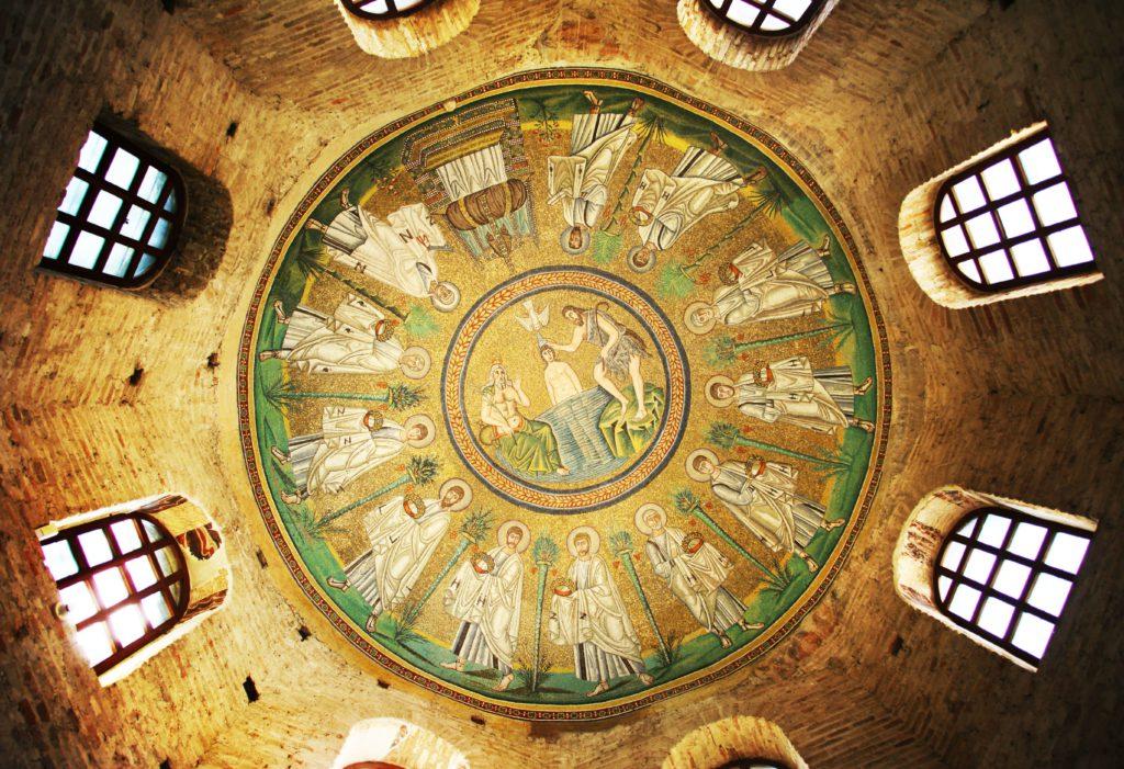 Arian Baptistery (Ravenna) Ph. RavennaTourism Archive