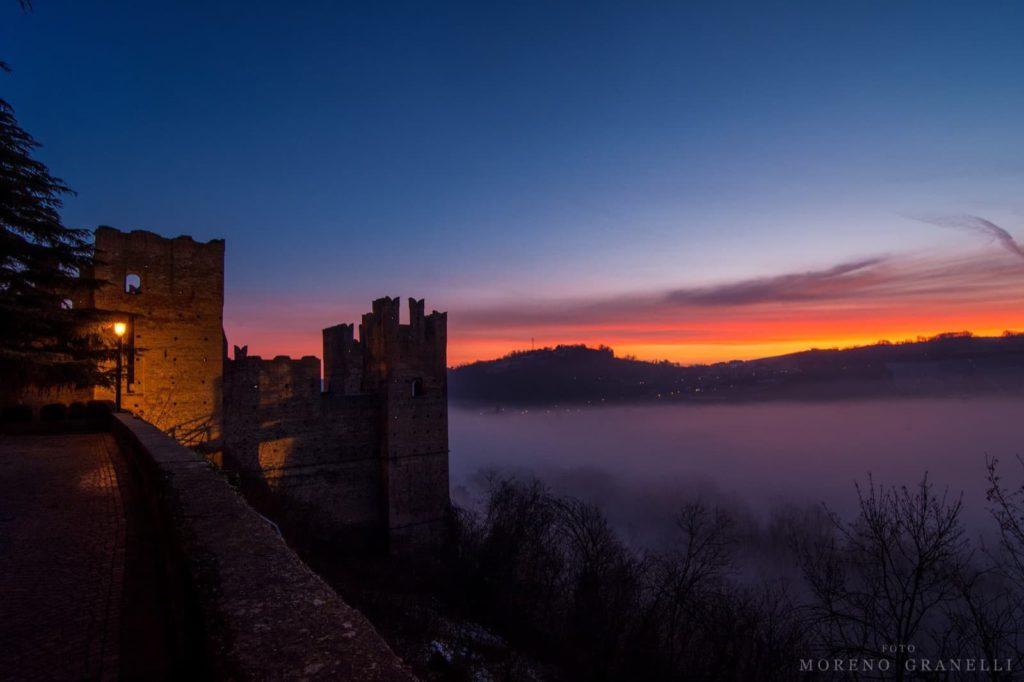Rocca Viscontea di Castellarquato (PC) Ph. Moreno Granelli
