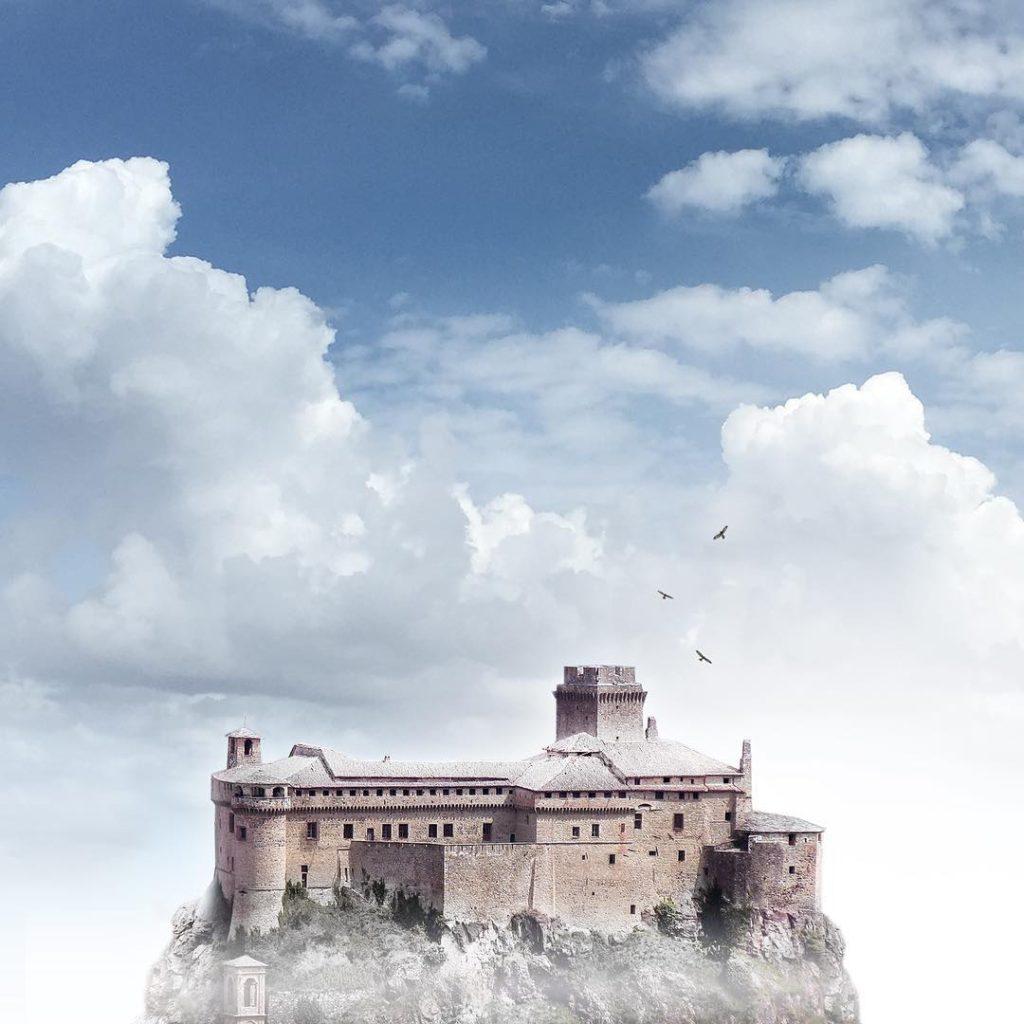 @kidvikk   Castello di Bardi