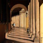 Bologna porticoes Ph. Giovanni Osbat via wiki