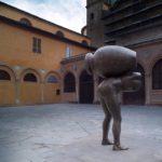 Less Than di Robert Morris, Reggio Emilia