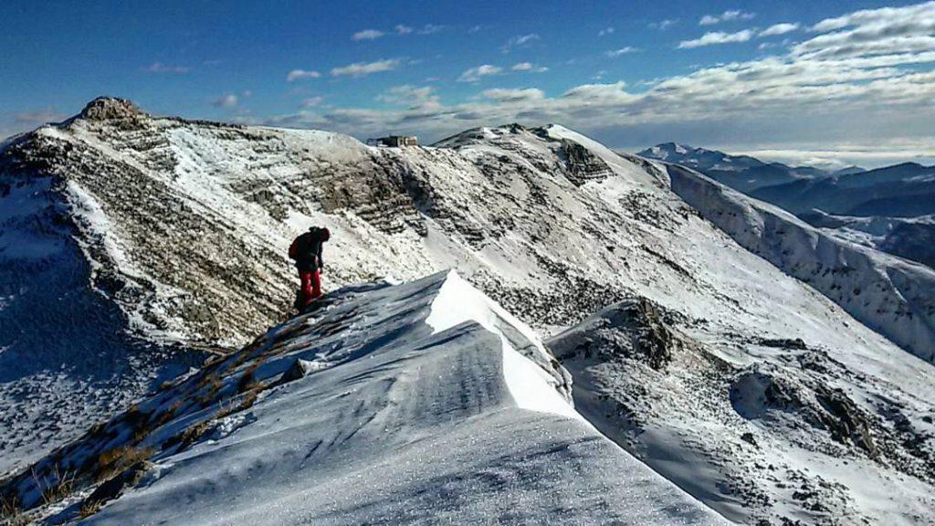 Winter –Monte Cusna
